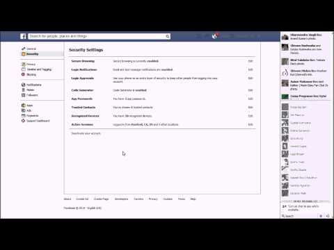 How to make your facebook account more Secure