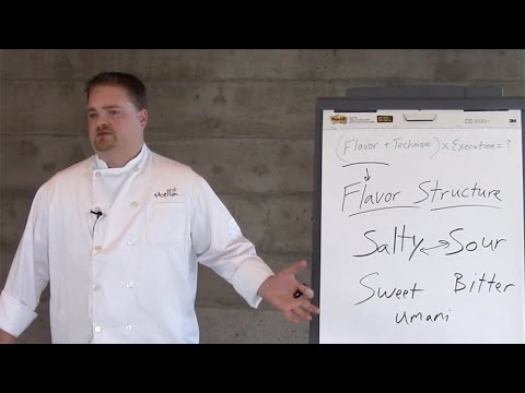 Introduction To Flavor Structure, The F-STEP Curriculum, & How a Coconut Macroon Changed My Life