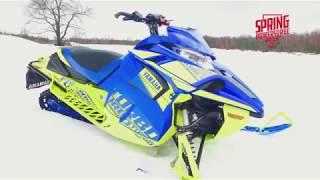 2019 Yamaha SIDEWINDER SRX LE Engine Specs Snowmobiles,6XVB