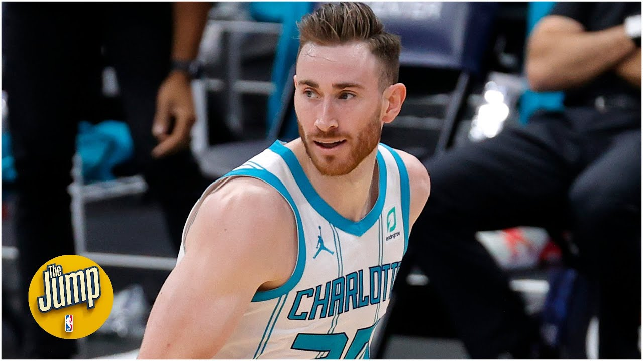 Can Gordon Hayward continue to lead the Charlotte Hornets after 4th straight win? | The Jump