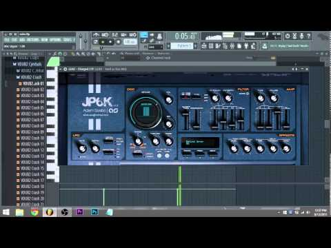How To Make Big Dubstep Chord Stacks in FL Studio like Virtual Riot - Fl Studio Tutorial