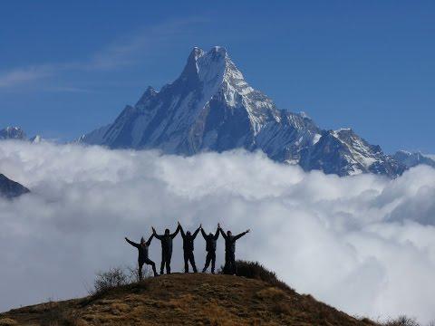 Nepal Adventure Trip, Trek Nepal Int'l
