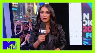 Lauren Jauregui of Fifth Harmony Speaks Out on Charlottesville | Town Hall on Charlottesville | MTV
