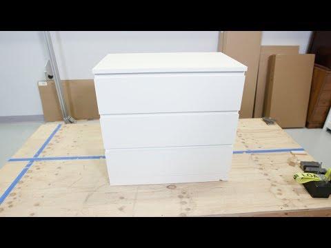 Consumer Reports Investigates: Dressers Redesigned
