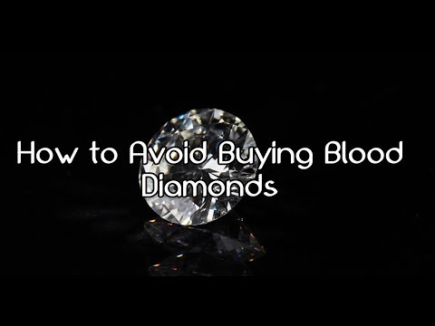 How to Avoid Buying Blood Diamonds