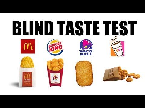 Blind Taste Test Breakfast Hashbrowns