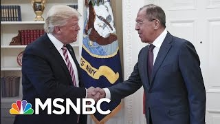 Inside Bombshell Report On Donald Trump's Intel Disclosure To Russia   For The Record   MSNBC