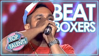 BEST BEATBOXERS In The World Audition On Got Talent & Idols   Top Talents