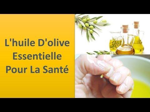 L'huile d'olive pour la santé