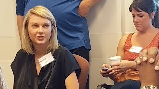 Taylor Swift Had JURY DUTY?? | What's Trending Now