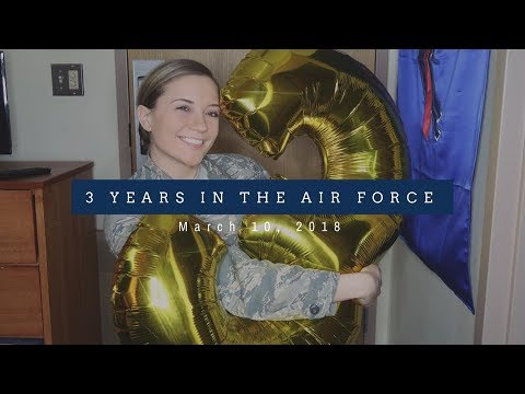 3 YEARS IN THE AIR FORCE | South Korea