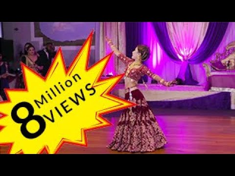 Groom astonished by his wife's performance | 4.8 Millon views !!