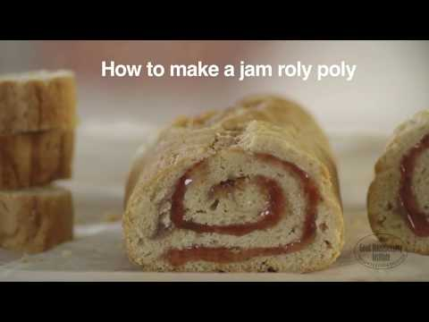 How to make a jam roly poly