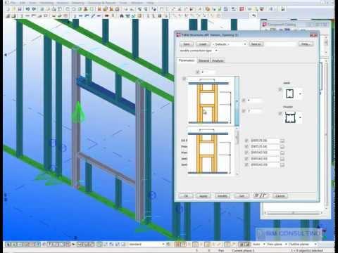 Door/Window - Metal Frame Components
