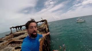 Ft Lauderdale to Bimini Bahamas for Boston Whaler Bimini Rendezvous (without music)