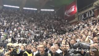 Svaki turcin zna... / Partizan - fenerbahce 08.11.2013.