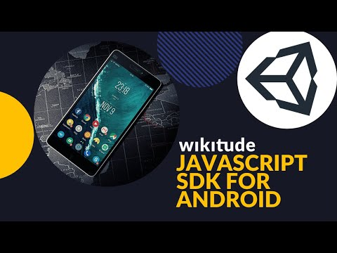 Wikitude Tutorial - JavaScript SDK for Android