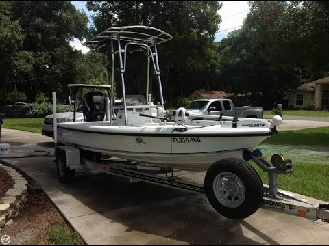 [UNAVAILABLE] Used 1998 Action Craft 1820 Flatmaster in Gibsonton, Florida