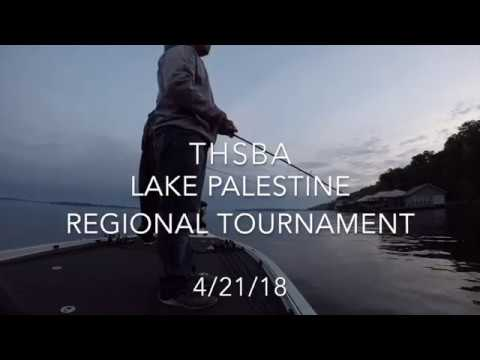 THSBA Lake Palestine Regional Tournament