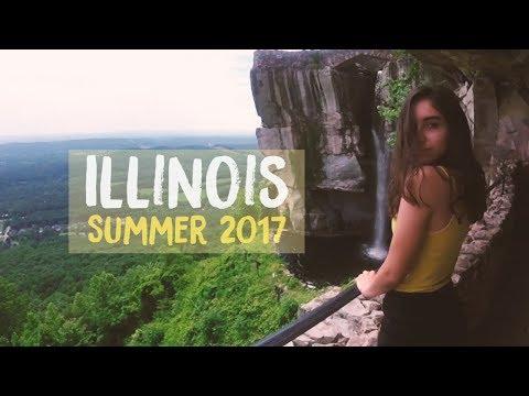 Illinois Trip |  Summer 2017