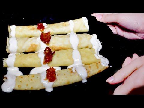How to Make Easy Pancakes - Homemade Pancakes Recipe - Breakfast Recipe