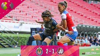 CHIVAS 2-1 ATLÉTICO DE SAN LUIS | J2 LIGA MX FEMENIL AP19