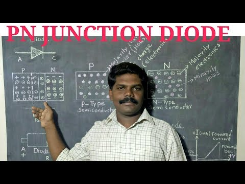 PN Junction Diode in Tamil