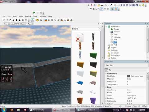 Roblox Studios Cframe Tutorial