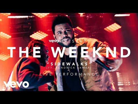 The Weeknd - Sidewalks (Vevo Presents) ft. Kendrick Lamar