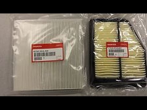 9th gen 2012 -2015 Honda Civic cabin air filter change easy how to 2013 2014