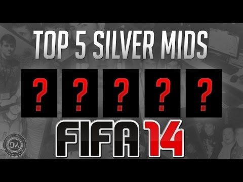 Top 5 Overpowered Silver Midfielders in FIFA 14 Ultimate Team (FUT 14) - Guide to the Best Squad