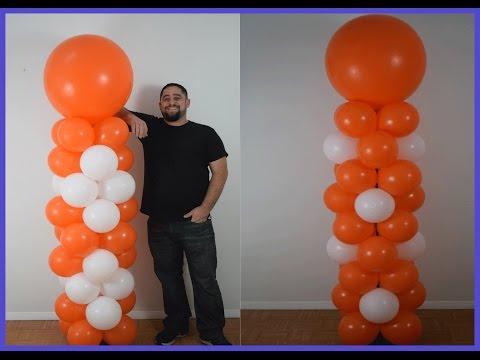 Top 5 ways to make balloon columns Pattern series part 3