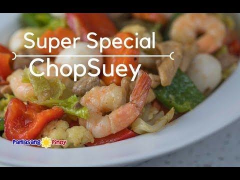 Super Special Chopsuey