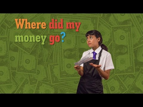 Where Did My Money Go? -  Full Video