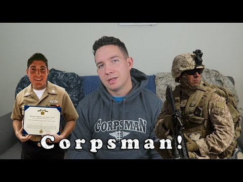 US Navy Corpsman A School - What happens