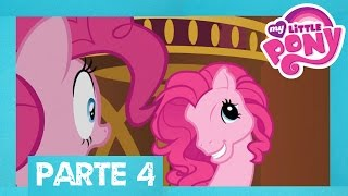 My Little Pony: FiM | Temporada 3 Capítulo 3 part (4/4)| Demasiadas Pinkie Pies [Español Latino]