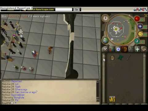 Runescape- How to make molten glass and glass items