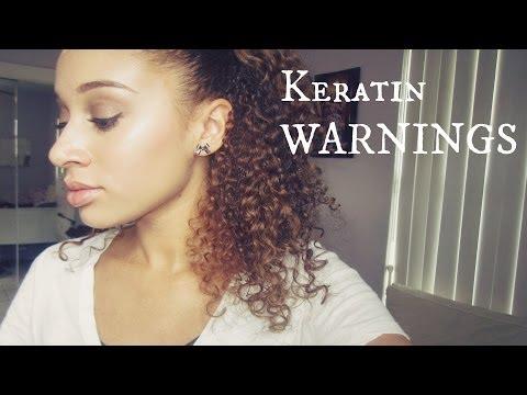 Keratin Treatment Warnings