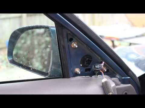 Driver Side Mirror Replacement How to Hyundai Sonata 2006-2010