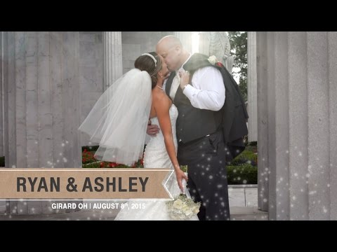 Ryan and Ashley Wedding Video Highlight | Youngstown Ohio Wedding Video