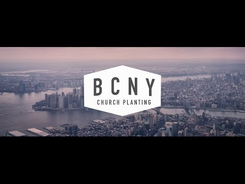 Church planting in New York, North New Jersey and SW Connecticut