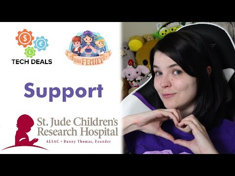St. Jude Children's Hospital Charity Giveaway - 21 Prizes