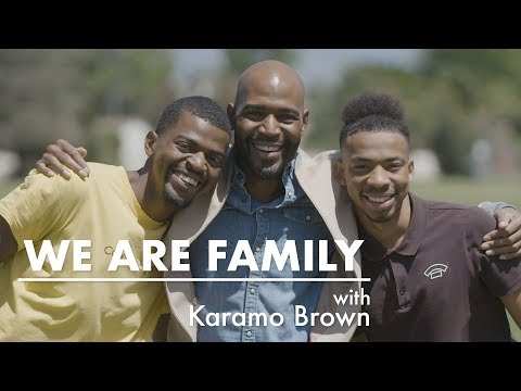 Queer Eye's Karamo Brown on Discovering He Had a 10-Year-Old Son | We Are Family | Parents