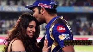Cricketer Rohit Sharma Love Affairs ! रोहित शर्मा का लव चक्कर