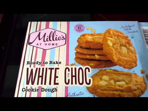 Millies Cookies At Home (Iceland Foods)