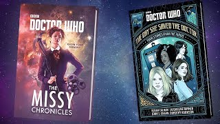 Missy, Rose, Clara, Bill & Sarah Jane!   The Missy Chronicles & The Day She Saved The Doctor