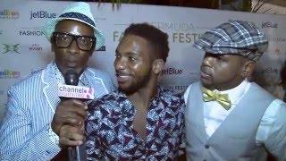 Local Designer Show Highlights - Bermuda Fashion Festival 2015