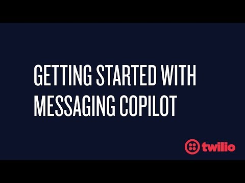 Getting Started with Messaging Copilot