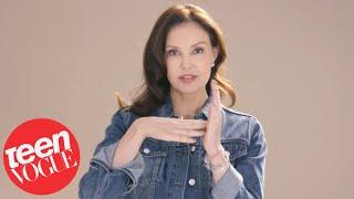 How Ashley Judd Stood Up To Harvey Weinstein   Teen Vogue