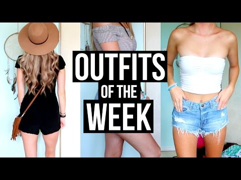 OOTW SEPTEMBER | Outfits Of The Week